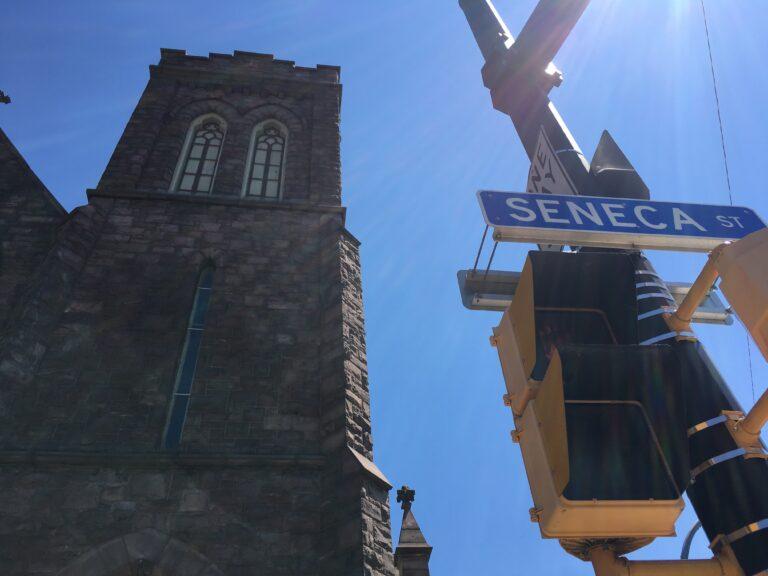 St. Teresa on Seneca Street