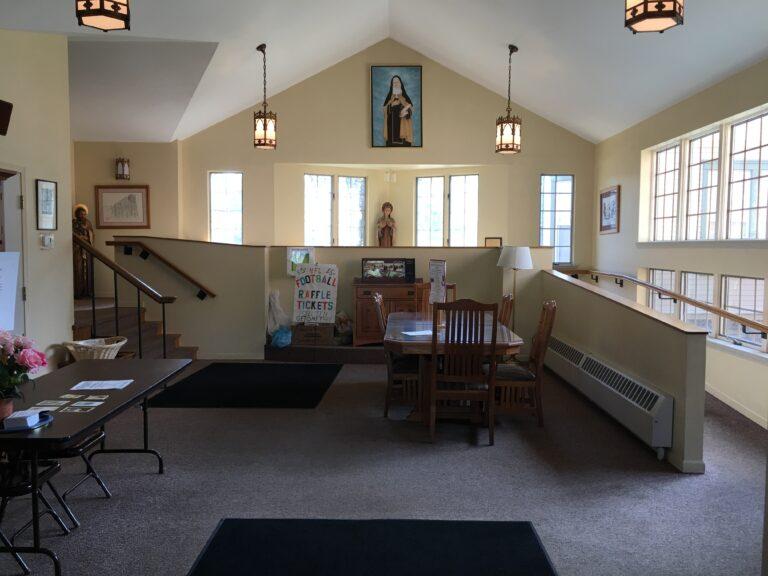 St. John's Room